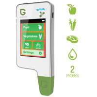 Подвійний аналізатор ANMEZ Greentest 2в1: нітратомір + жорсткість води