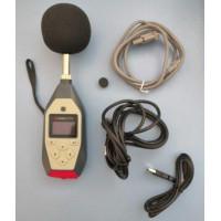 Окремі види робіт по захисту від шуму автомобіля і контроль шумоміром
