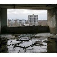 Чорнобиль через 20 років після зупинки останнього енергоблоку