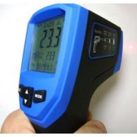 Що таке функція контролю діапазону пірометра і для чого потрібна