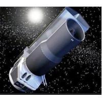 Космічні пірометри - інфрачервоні телескопи збирають слабкі теплові промені в космосі