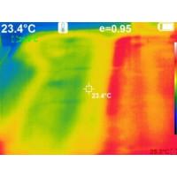 Обстеження тепловізором теплих підлог і батарей опалення