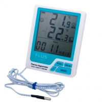 5 примеров где пригодится термогигрометр