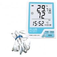Хочете виміряти комфорт? Термометр-гігрометр FL-201W FLUS покаже погоду в будинку або офісі!