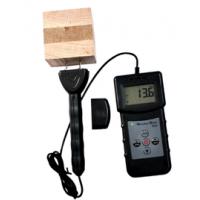 Калібрування вибирай - точно вологість міряй! Вологомір деревини MS7100 з вибором груп дерева і контролем діапазону