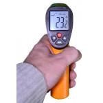 Пірометри з вибором режимів вимірювань
