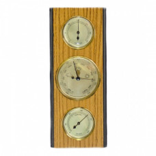 Барометр интерьерный с термометром и гигрометром Moller 203097 (Германия)