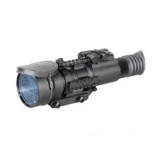 Прицел ночного видения Armasight Nemesis 4x72 QSi Weaver, поколение 2+, черно-белый
