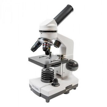Микроскоп школьный обучающий Optima Explorer 40x-400x (Украина)