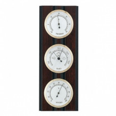 Барометр погодный с термогигрометром сувенирный Moller 203975 (Германия)