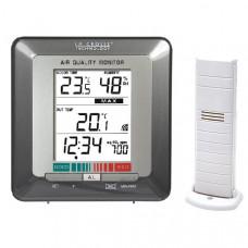 Метеостанция - термогигрометр, часы La Crosse WS272-Grey (Франция)