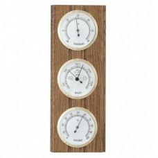 Барометр погодный с термогигрометром сувенирный Moller 203976 (Германия)