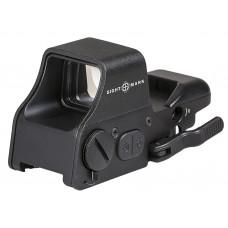 Коллиматорный прицел Sightmark Ultra Shot Plus (открытый, 21 мм) SM26008
