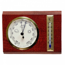 Барометр  - погодник с термометром Moller 202212 (Германия)