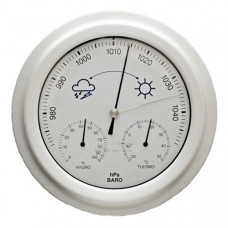 Барометр - термогигрометр погодный настенный Moller 203990 (Германия)