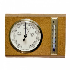 Барометр  - погодник с термометром Moller 202211 (Германия)
