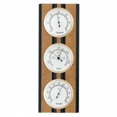 Барометр погодный с термогигрометром сувенирный настенный Moller 203979 (Германия)