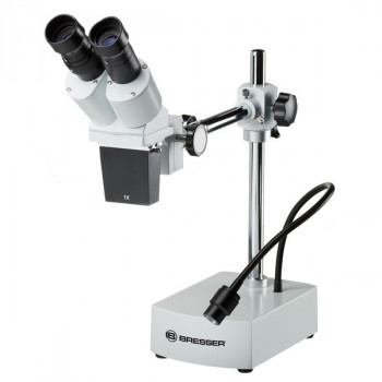 Микроскоп стереоскопический для пайки Bresser Biorit ICD-CS 10x-20x (Германия)