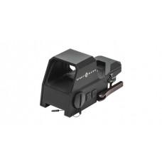 Коллиматорный прицел Sightmark Ultra Shot R-Spec, открытый, weaver