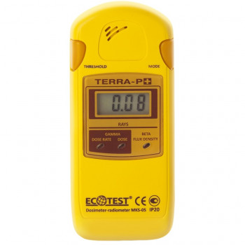 Дозиметр-радіометр побутовий МКС-05 ТЕРРА-П+