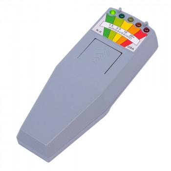Бытовой индикатор электромагнитного поля  Safe Range K-II EMF Meter