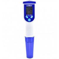 рН/ОВП-метр/термометр водонепроницаемый АКТ EZODO 7011F с плоским рН-электродом 7000 EFP4