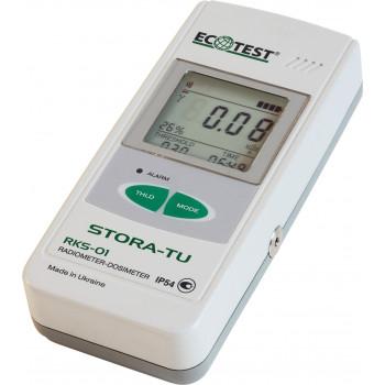 Радиометр-дозиметр гамма-, бета-излучений РКС-01 СТОРА-ТУ