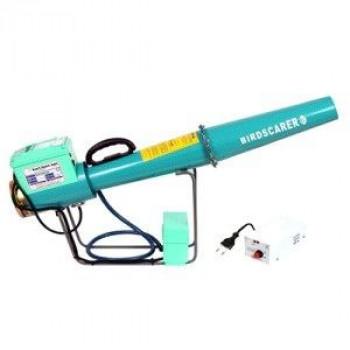 Газова грімгармата BIRDSCARER для відлякування птахів з електричним приводом