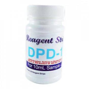 Тесты на хлор DPD-1 для FTC-420