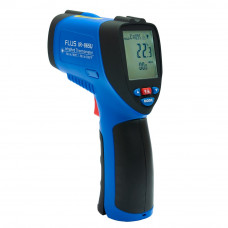 Пірометр термометр безконтактний інфрачервоний FLUS IR-865U (-50...+1850)