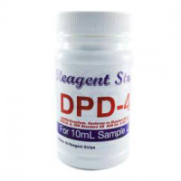 Тесты на хлор DPD-4 для FTC-420