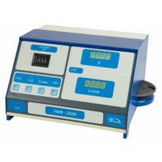 Альфа-бета радіометр для вимірювання малих активностей УМФ-2000