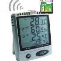 Монітор/термогігрометр-даталогер AZ-87798