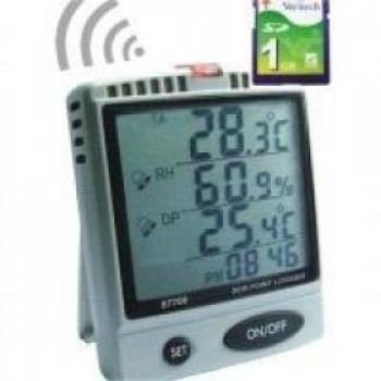 Монитор термогигрометр даталоггер AZ-87798