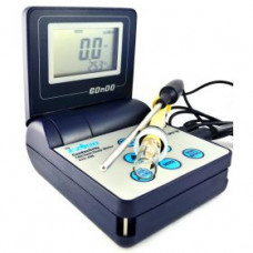 Кондуктометр/Солемір EZODO CTS-406 з виносним електродом і термодатчиком