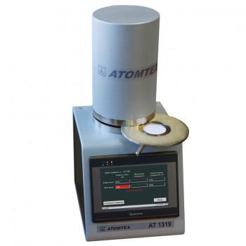 Радиометр РКС-АТ1319 АТОМТЕХ измерение Альфа и Бета активности Проб и Образцов