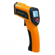 Пірометр термометр безконтактний інфрачервоний Xintest HT-6897 (-50...+1650°C, 50:1) з термопарою