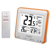 Метеостанція La Crosse WS6811-White/Orange