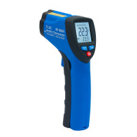 Пірометр термометр безконтактний інфрачервоний Flus IR-802H (-50...+550)
