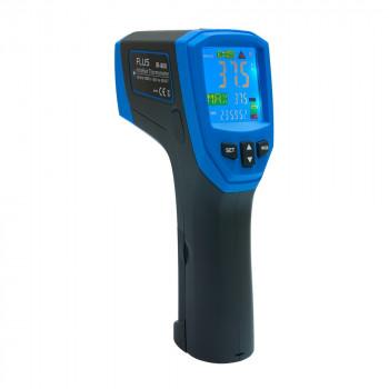 Пірометр інфрачервоний FLUS IR-868 (-50...+1380) USB кольоровий дисплей