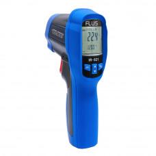 Пірометр інфрачервоний термометр з термопарою FLUS IR-821 (-50...+850)