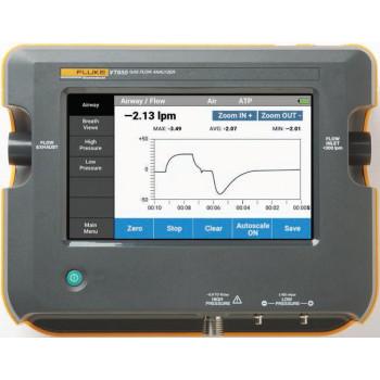 Аналізатор витрати газів FLUKE VT650