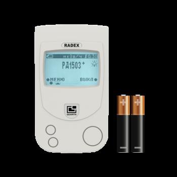 Дозиметр - индикатор радиоактивности RADEX RD1503+
