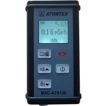 Дозиметр-радіометр МКС-АТ6130 АТОМТЕХ з Bluetooth