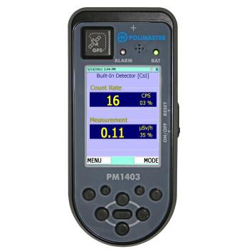 Дозиметр-радіометр пошуковий МКС-РМ1403