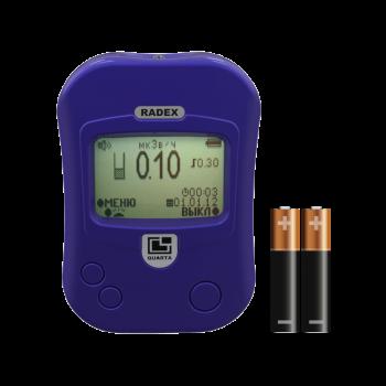 Дозиметр - индикатор радиоактивности RADEX RD1212
