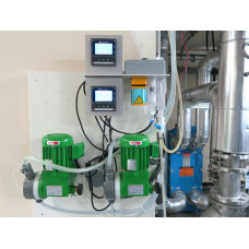 Системи контролю розчиненого кисню SUNTEX