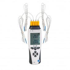 Термометр з термопарою К-типу / J-типу ET-960