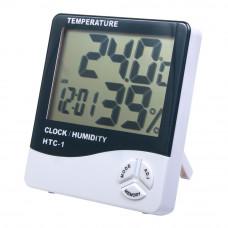 Термогигрометр бытовой HTC-1