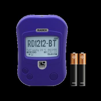 Дозиметр радиации (Bluetooth) RADEX RD1212-BT